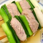 「ねぎま」の関東煮(かんとだき/おでん)