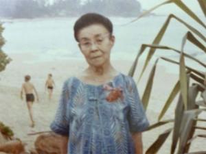 梅酒づくりの名人!明治20年生まれの三代目女将 岡田ウメ