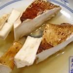 「松茸(まつたけ)」の関東煮(かんとだき/おでん)