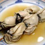 牡蠣がおいしい季節です!!!!
