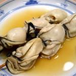 牡丹牡蠣の関東煮(かんとだき/おでん)