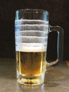エンジェルリングの生ビール
