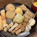 関東煮(かんとだき/おでん)12品&サエズリとコロが2串ずつはいった5670(コロナゼロ)セット