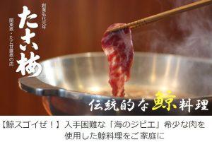 鯨』で日本をちょっと元気にするクラファンに挑戦